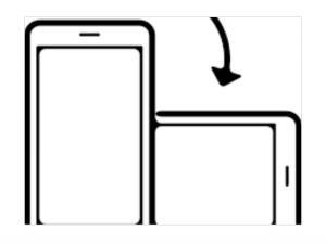 Bij gebruik van uw telefoon voor optimaal beeld